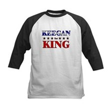 KEEGAN for king Tee