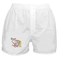 Always In My Heart Boxer Shorts/Haiti
