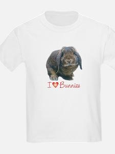 bunny lover Kids T-Shirt