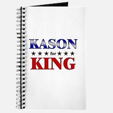 KASON for king Journal