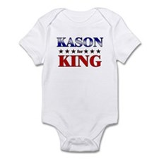 KASON for king Onesie