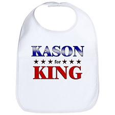KASON for king Bib