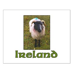 A Sheep In Ireland Posters