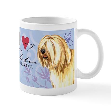 Tibetan Terrier Mug