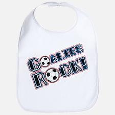 Goalies Rock! Bib