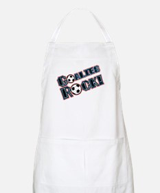 Goalies Rock! BBQ Apron