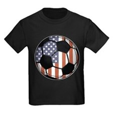 Soccer Ball USA T