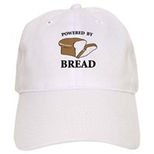 Powered By Bread Baseball Cap