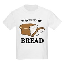 Powered By Bread T-Shirt