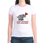Future Republican for Giuliani Jr. Ringer T-Shirt