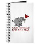 Future Republican for Giuliani Journal