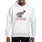 Future Republican for Giuliani Hooded Sweatshirt