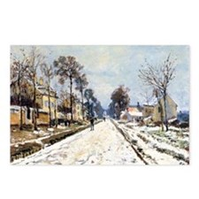 Road to Louveciennes Postcards (Package of 8)