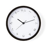 Asia Wall Clocks