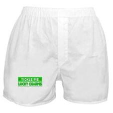 Tickle Me Lucky Charms Boxer Shorts