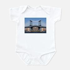 Cute Newyorkcity Infant Bodysuit