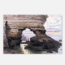 La Porte Amont by Monet Postcards (Package of 8)