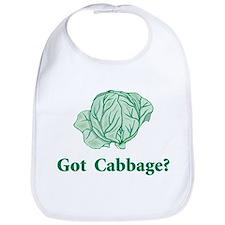 Got Cabbage Bib