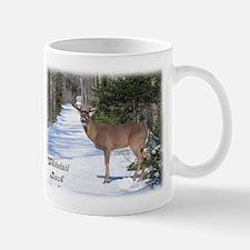 Winter Buck Mug