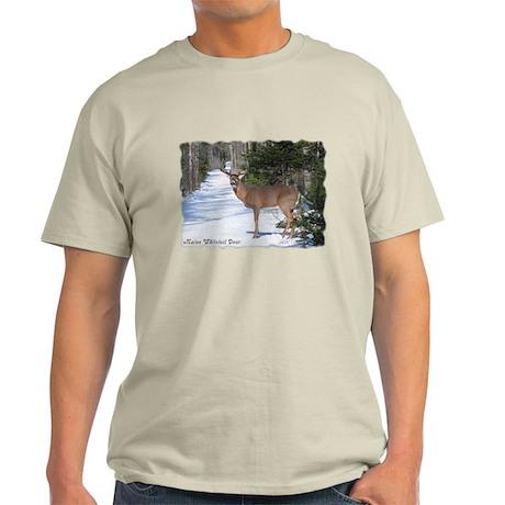 Winter Buck Light T-Shirt