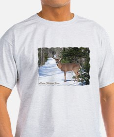 Winter Buck T-Shirt