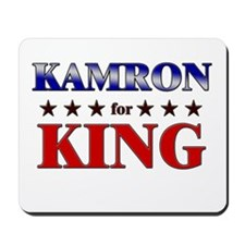 KAMRON for king Mousepad