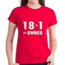 18-1 = Owned Tee