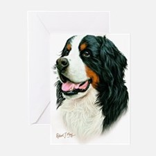 Bernese Greeting Cards