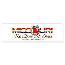 Missouri Bumper Bumper Sticker