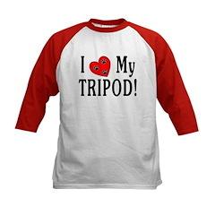 I Love My Tripod! Tee