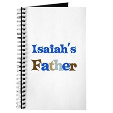 Isaiah's Father Journal