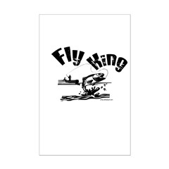 FLY KING Posters