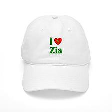 I (heart) Love Zia Baseball Cap