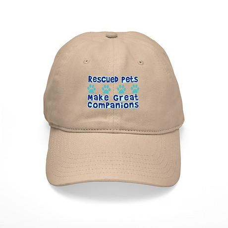 Rescued Pet Companions Cap