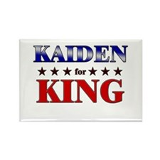 KAIDEN for king Rectangle Magnet