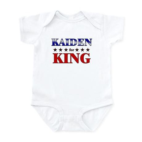 KAIDEN for king Infant Bodysuit