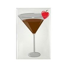 Chocolatetini Rectangle Magnet (10 pack)