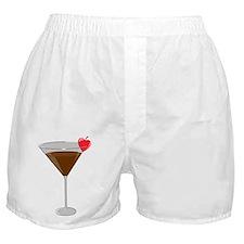 Chocolatetini Boxer Shorts
