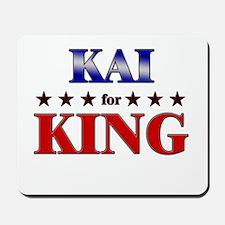KAI for king Mousepad