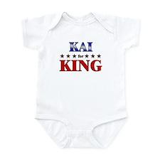 KAI for king Onesie