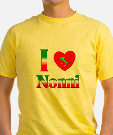 I Love (heart) Nonni T