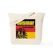 Wismar Deutschland  Tote Bag