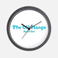 The Old Mango Wall Clock
