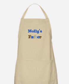 Molly's Father BBQ Apron