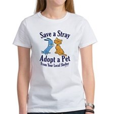 Save a Stray Tee