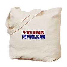 Young Republican Tote Bag