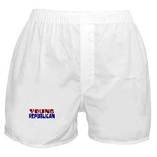 Young Republican Boxer Shorts