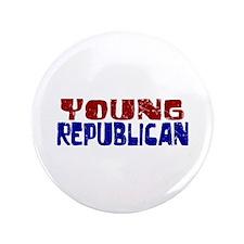 "Young Republican 3.5"" Button"