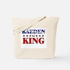 KAEDEN for king Tote Bag
