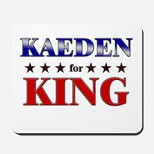 KAEDEN for king Mousepad